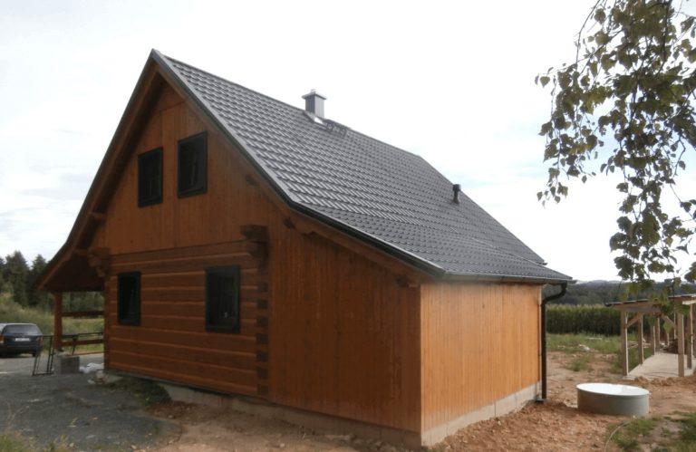 Dřevostavby Vinkler